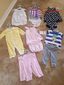 Spring summer 9 month clothing