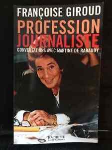 Profession journaliste - CMN 3504 Femmes et médias