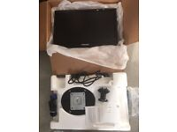New Samsung 18.5 wide digital TV with Freeview
