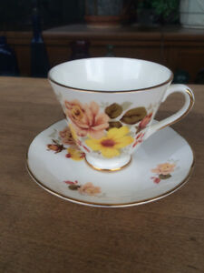 Royal Tara Ireland Tea Cup and Saucer
