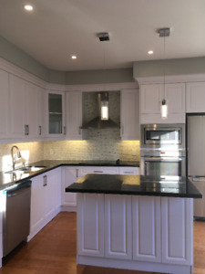Brand new renovated detached house for rent in Richmond Hill