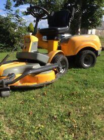 STIGA Park Diesel 4WD outfront rideon lawnmower