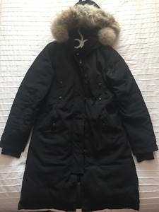 Canada Goose Kensington Jacket Fusion Fit- Black