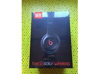 Beats Solo2 Wireless Black