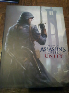 Assassins Creed Unity artbook.