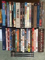 Variety of DVDS Seasons and TV Show Series