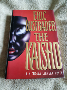 """The Kaisho"" by Eric Lustbader LOWER PRICE"