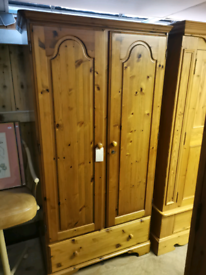 Pine wardrobe Ducal quality lacked
