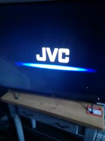 Faulty 55 ins jvc tv