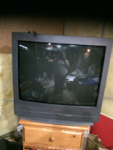 It's the old style  Tv