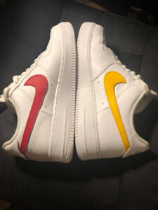 *LIKE NEW*Air Force 1 Low Swoosh Pack All-Star 2018 (White)