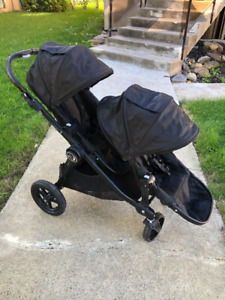 Poussette City Select - Baby Jogger Stroller (kit simple/double)