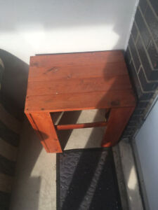 Two tables for sale!