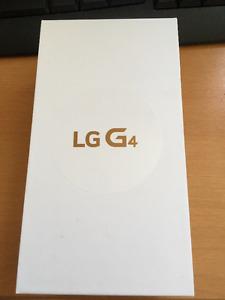 LG G4 32GB black unlocked brand new