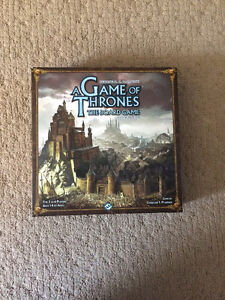 A Game of Thrones: The Board Game - Brand New