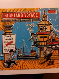 Highland Voyage Vinyl