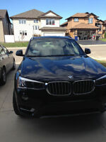 2015 BMW X3 28xi navigation,sunroof, heated,Leather
