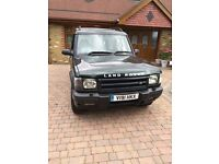 (99)DISCOVERY TD5 7SEATER AUTO