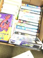 Free VCR and movies