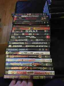 DVD Collection - 21 Movies
