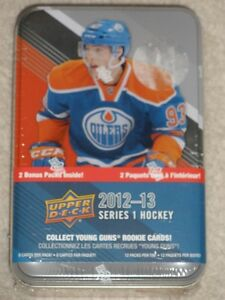 Upper Deck 2012-13 Series 1 Hockey Cards