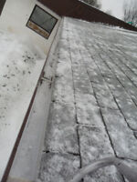 Rooftop and Property Snow Removal