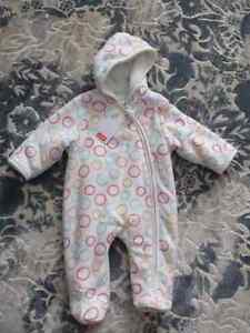 Brand new with tags snowsuit size 3-6 months London Ontario image 1