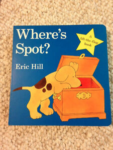 """Where's Spot?"" by Eric Hill ~ Brand New! Sarnia Sarnia Area image 1"