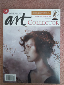 BACK ISSUES OF AMERICAN ART COLLECTOR MAGAZINE
