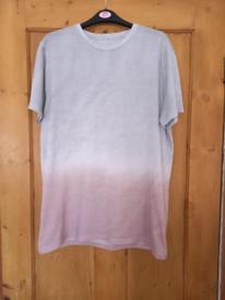 Mens Two Tone T-Shirt