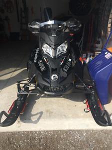 Excellent condition! 2016 Ski-doo MXZ X 800