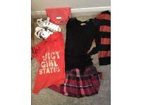Bundle woman's clothes size 8-10