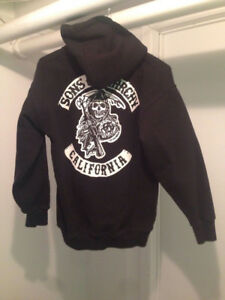 Hoodie Sons of Anarchy California - Small