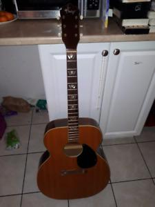 1950's u.s.a. Kay Jumbo Acoustic model 8110