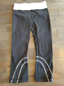 Lululemon crops and pants