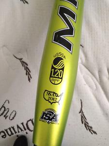 New softball bat