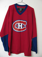 MONTREAL CANADIENS HOCKEY JERSEY NEW/TAGS OFFICIALLY LICENSED PR