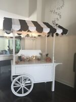 Sweet/Dessert/Candy Cart Rental