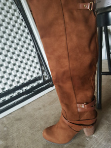 Brand new madden girl boots size 8