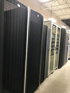 SERVER RACK 42U , SERVER CABINETS , SERVER SHELFS