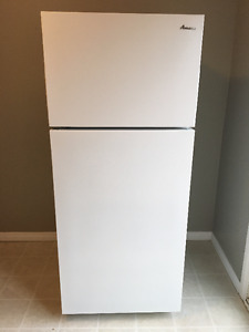Amana 16 cu. Ft. Top Freezer Refrigerator in White