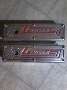 RARE PROFORM VALVE COVERS