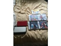 Nintendo Ds lite with case and 5 games £30 ono