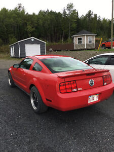 2007 Ford Mustang Coupe (2 door) REDUCED FOR QUICK SALE