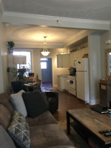 BRIGHT & SPACIOUS 1+1 bedroom in LITTLE ITALY