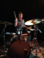 SESSION DRUMMER for live and studio work - all styles (Toronto)