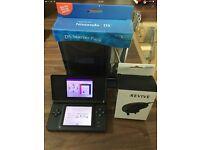 Nintendo DS lite in Black