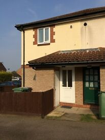 1 Bed semi detached house - Thorpe Marriott, Norwich - 595 per month