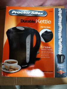 Electric Kettle 1.7L With Electric Shut Off **BRAND-NEW**