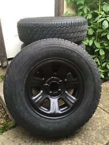 Ford Ranger Wheels and Tires (215/75/R15)